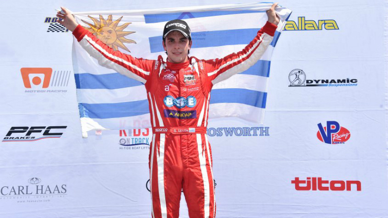 Santiago Urrutia triunfó en las calles de Toronto