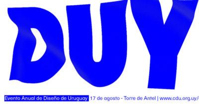 Es mañana: DUy – El evento que levanta la bandera del diseño