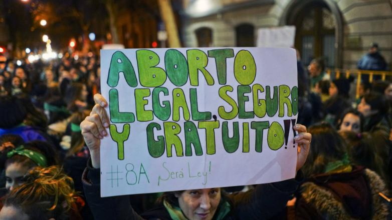 La ley de plazos minimiza las muertes por abortos clandestinos en Uruguay