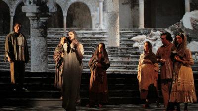 La temporada de Ópera 2018 comienza el lunes 20 con el estreno de Dulce Rosa, en el Auditorio del Sodre