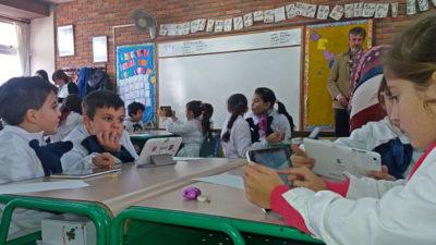 Uruguay es de los países con mayor cobertura en Educación Inicial