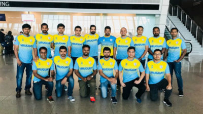 Uruguayan Cricket Association, Zonamerica