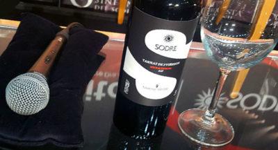 Giménez Méndez creó un vino exclusivo para el SODRE