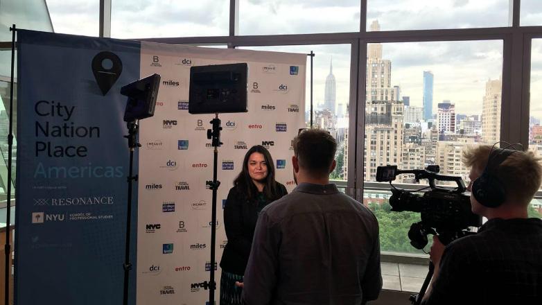 La marca Uruguay Natural participó en encuentro internacional City Nation Place Americas, realizado en Nueva York