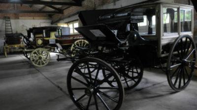 El Museo de los Carruajes recibe 15 mil visitas al año