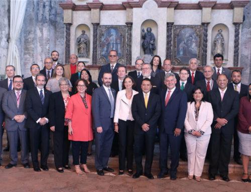 Uruguay representó a Latinoamérica en la XXVI Conferencia Iberoamericano de ministros de Economía y Turismo