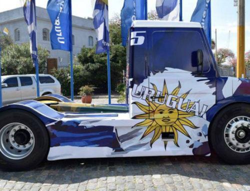 Vuelve a Uruguay la carrera de camiones de la Fórmula Truck brasileña