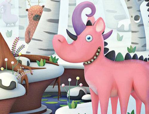 The Monster Project Allies: Uruguay convierte dibujos de niños en obras digitales de artistas profesionales