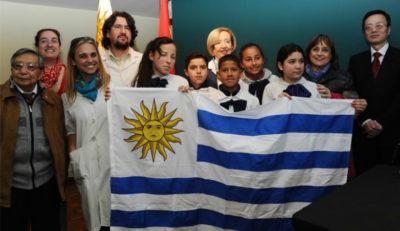 Escolares de Casavalle visitan China en el marco de un intercambio educativo cultural