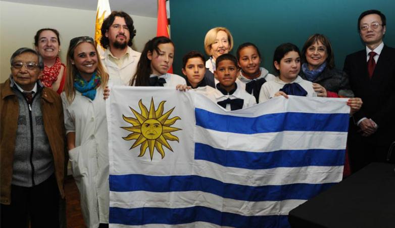 Escolares de Casavalle visitan China en el marco de un intercambio ...