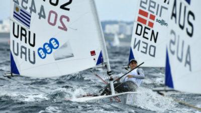 """""""Lola"""" Moreira se quedó con la medalla de oro en la Enoshima Olympic Week"""