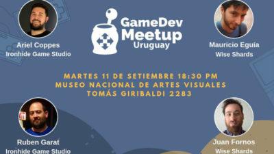 El Museo Nacional de Artes Visuales acoge meetup de programación de videojuegos