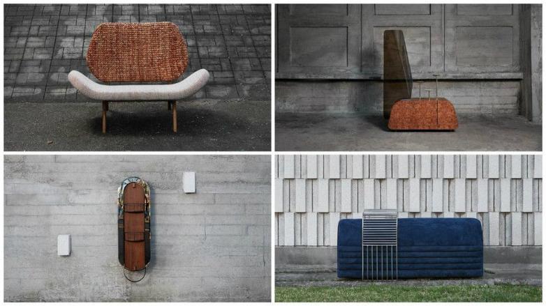 Una colección de muebles inspirada en Vilamajó desembarca en Londres