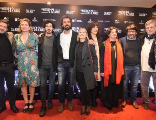 """""""La noche de 12 años"""" se presentó en Montevideo"""