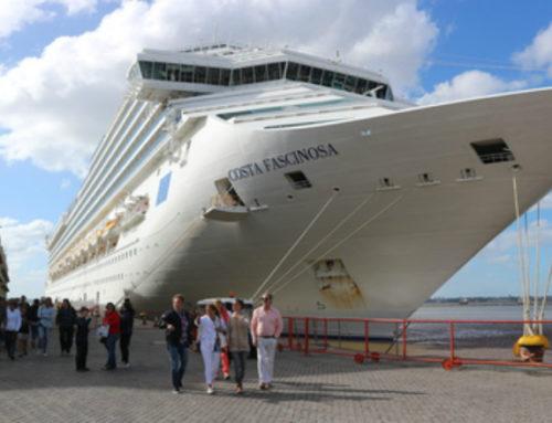 Tres nuevas compañías de cruceros llegarán esta temporada a puertos uruguayos