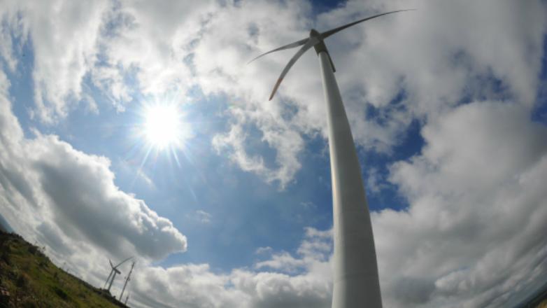 Uruguay: 2° en el mundo en generación eólica