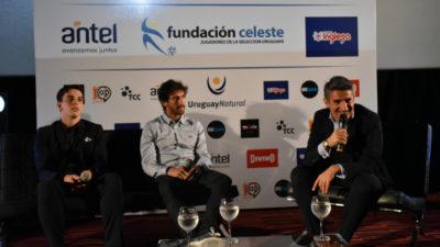 Santi Urrutia y Pablo Cuevas se confiesan en ciclo Charlas por el Camino, de la Fundación Celeste