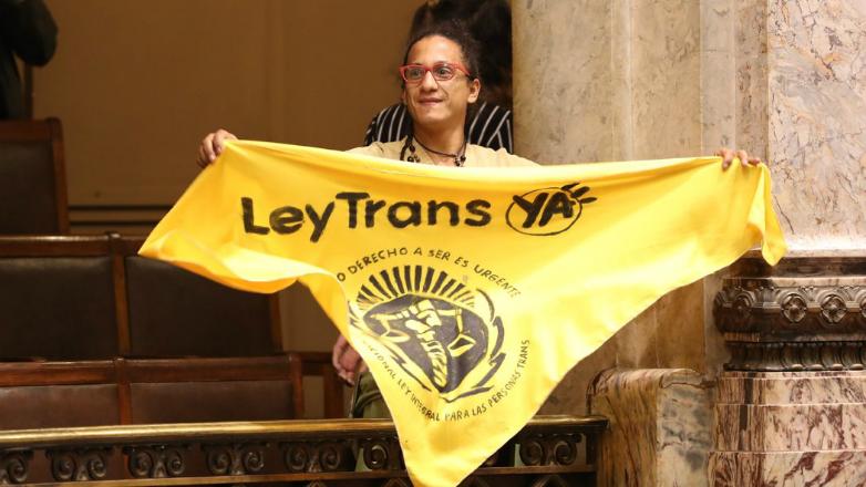 Uruguay aprueba una ley de vanguardia para el bienestar de las personas trans