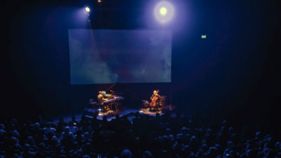 Luciano Supervielle y Jaques Morelenbaum encantan a Montevideo con Clássica Nova