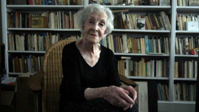 La poetisa uruguaya Ida Vitale ganó el premio Cervantes 2018