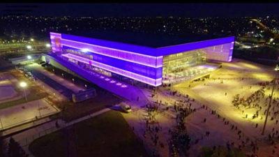 Con el Antel Arena inaugurado anoche comienza una nueva era para los espectáculos en Montevideo