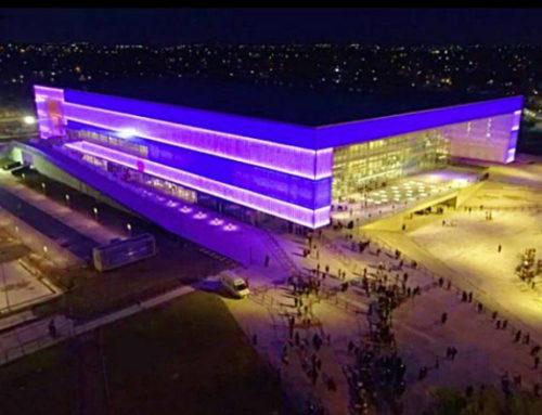 Con el Antel Arena inaugurado, anoche comenzó una nueva era para los espectáculos en Montevideo