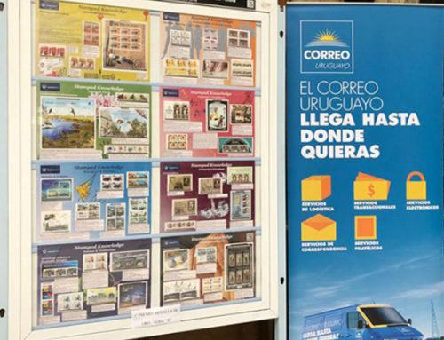 Correo Uruguayo fue premiado en exposición filatélica realizada en Macao