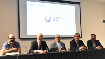 Uruguay Wine: surge una nueva marca sectorial, esta vez con sabor a tannat