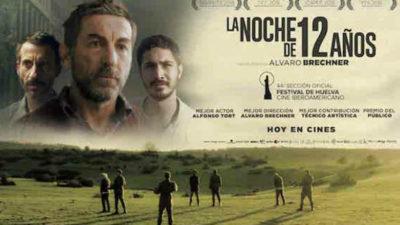 """""""La Noche de 12 Años"""" recibe cuatro premios en 44º Edición de Festival de cine Iberoamericano"""