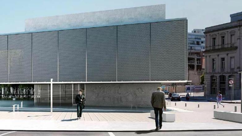 Cinemateca Uruguaya estrenará el 5 de diciembre sus nuevas salas en Ciudad Vieja