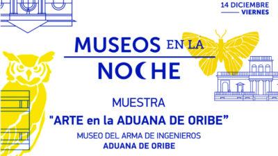 ACCS VISUAL ARTS se suma este viernes a la 14° Edición de Museos en la Noche