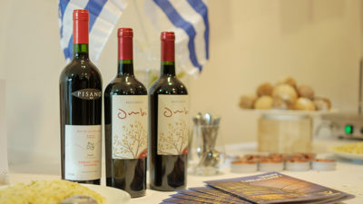 A quintessentially Uruguayan evening in London
