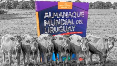 Leé un adelanto del Almanaque Mundial del Uruguay, que ya llegó a las librerías
