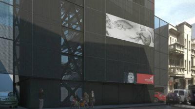 El MAPI creará en Ciudad Vieja el primer estacionamiento robótico de América del Sur