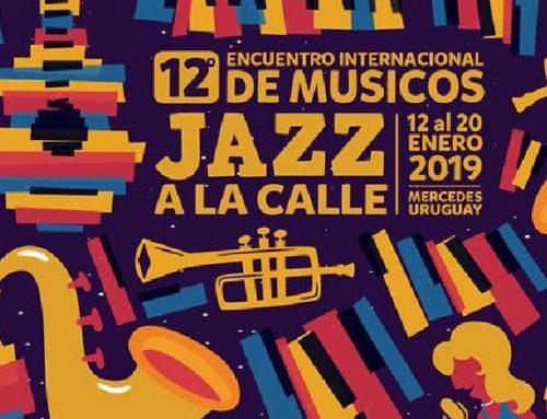 Mercedes revolucionada por el Jazz a la Calle