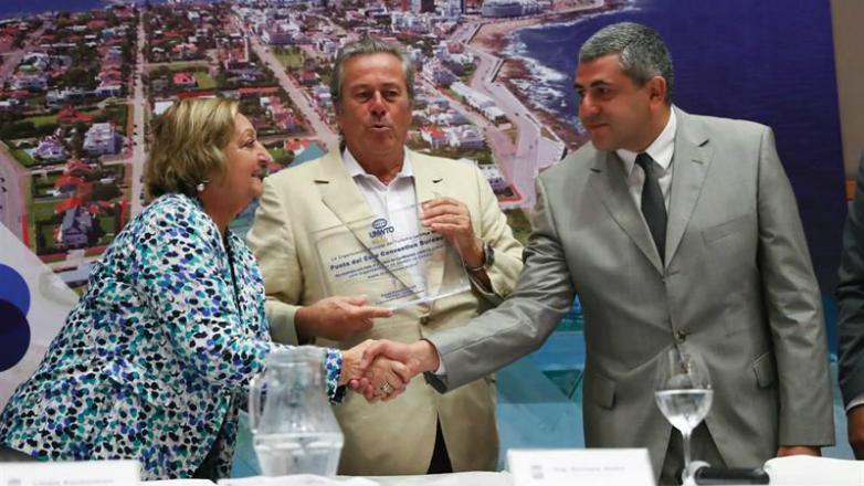 OMT certificó a Punta del Este como destino destacado
