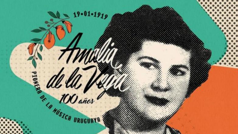 A 100 años del nacimiento de Amalia de la Vega, 12 artistas uruguayas reviven su legado