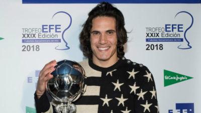 """Cavani y el secreto del fútbol uruguayo: """"Triunfa el que tiene más hambre de gloria"""""""