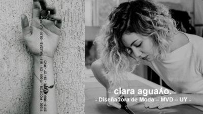 Clara Aguayo: trascender la moda desde el concepto
