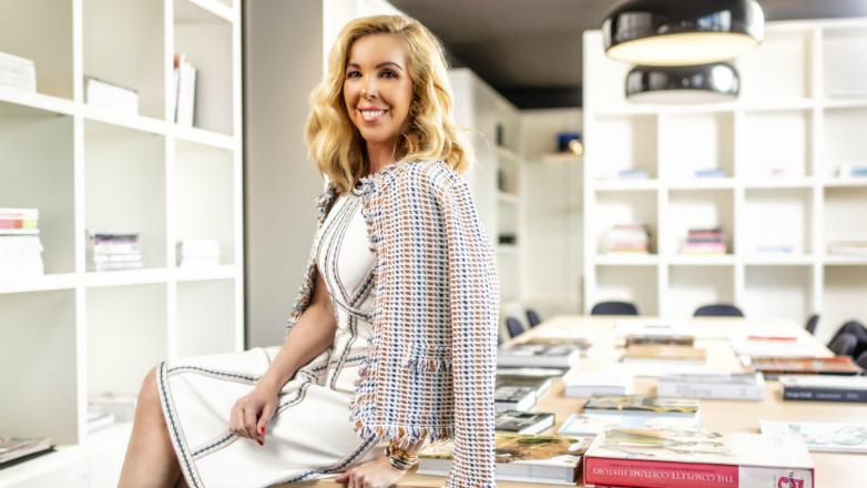 Eva Hughes: una de las figuras más importantes del mundo de la moda llega a Uruguay