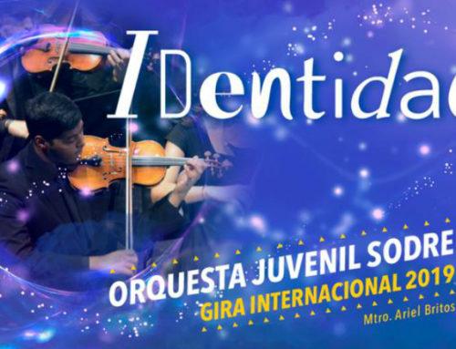 """La Orquesta Juvenil recorrerá Cuba y Estados Unidos con su gira """"Identidad"""""""