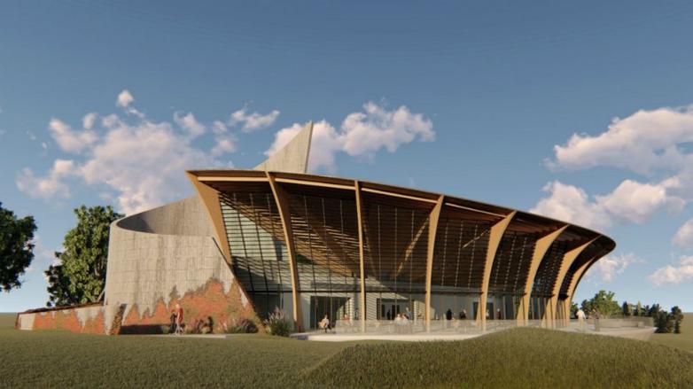 Así será el primer Museo de Arte Latinoamericano de Uruguay