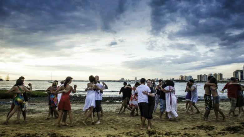 Verano 2019 con mucho Tango en las playas