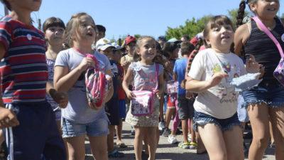 Más de 12.000 niños participarán en el programa Verano Educativo este año