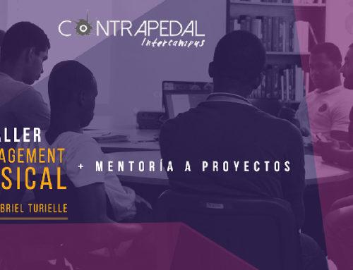 En febrero, Contrapedal ofrece nuevo Taller de Management Musical en Montevideo + Mentorías a Proyectos