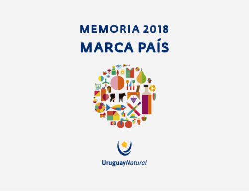 Memoria Marca Pais 2018