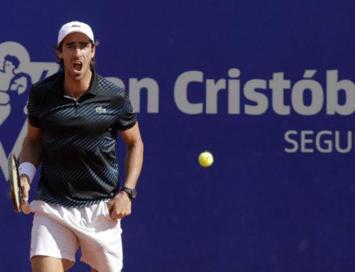 Pablo Cuevas escaló posiciones en el ATP