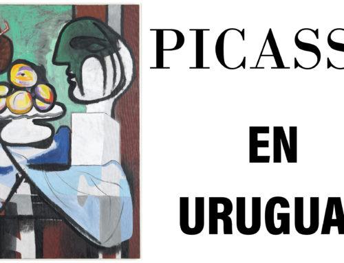 En 2019 Uruguay recibirá por primera vez en su historia una exposición de pinturas de Pablo Picasso