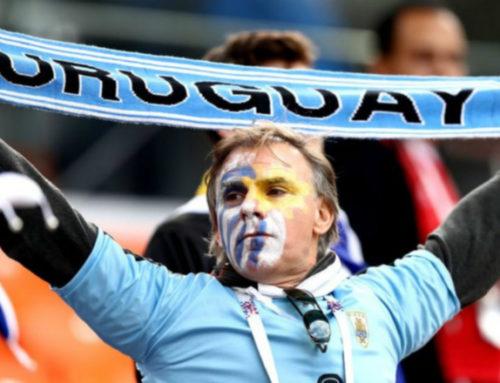 Uruguay, entre las siete mejores selecciones del mundo