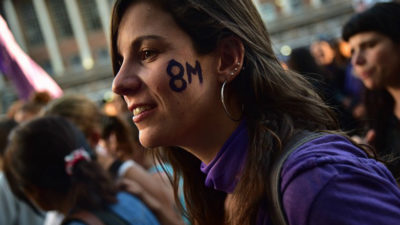 Día de la Mujer: Imágenes y latidos en la UdelaR